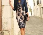 Linea Raffaelli blue lace_n